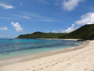 Obraz Plaża o długości 1015 m.