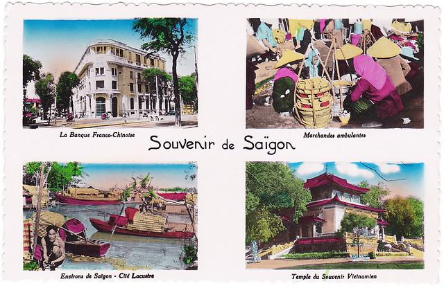 Souvenir de Saïgon