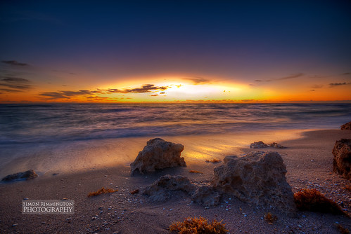 sunrise rocks florida deerfieldbeach hdr