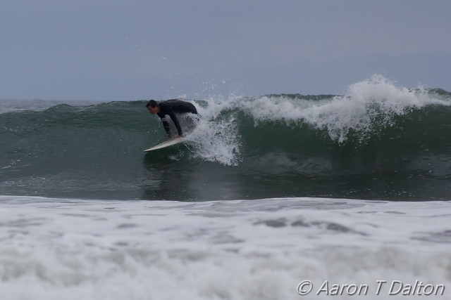 Dropping In First Wave