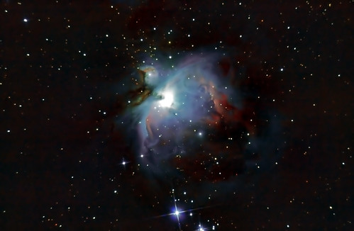 M42, Orion Nebula