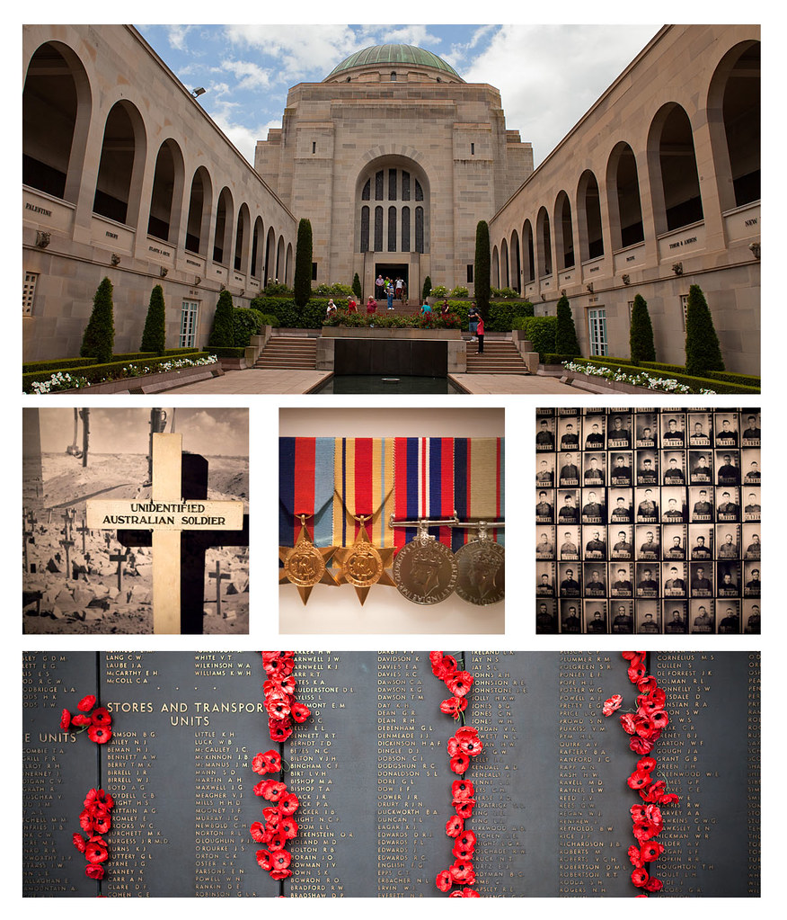 War Memorial, Canberra, Australia