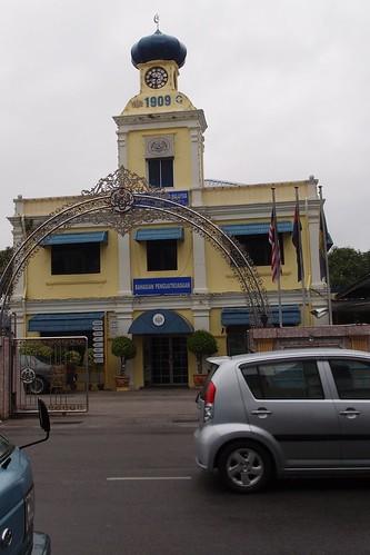 Muar Town Hall