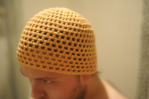 Crochet Bamboo Cotton Hat