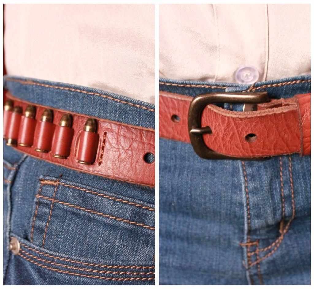 Belt colage