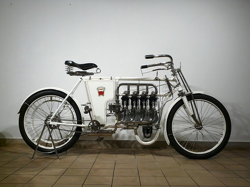 Laurin & Clement 640cc 1904 ( Tch ) by vintage-revival