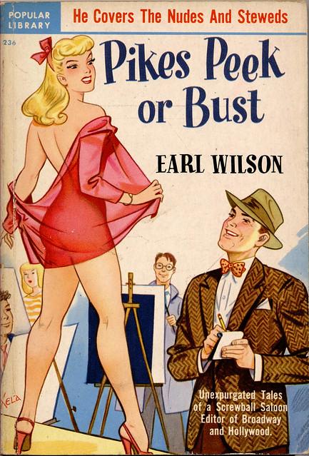 Pikes Peek or Bust, Earl Wilson (1950)
