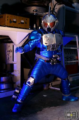 Kamen Rider Accel Trial Mode