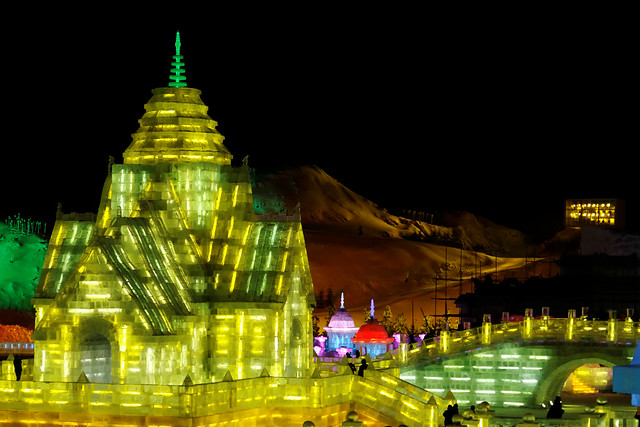 Harbin - Ice & Snow Festival 2012 #24