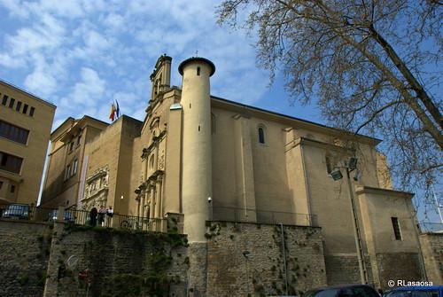 Museo de Navarra, Pamplona by Rufino Lasaosa