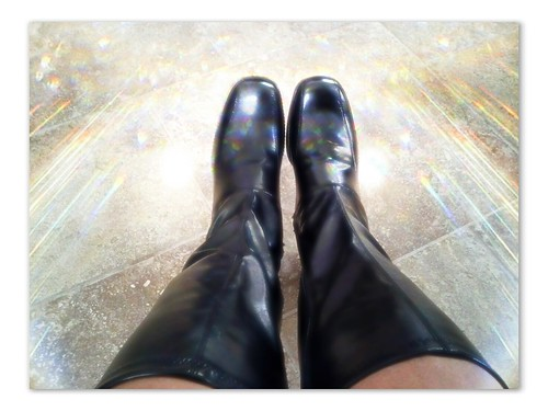 day365: new boots by walelia