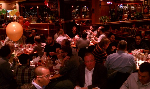 The DataStax 2011 holiday party by jbellis