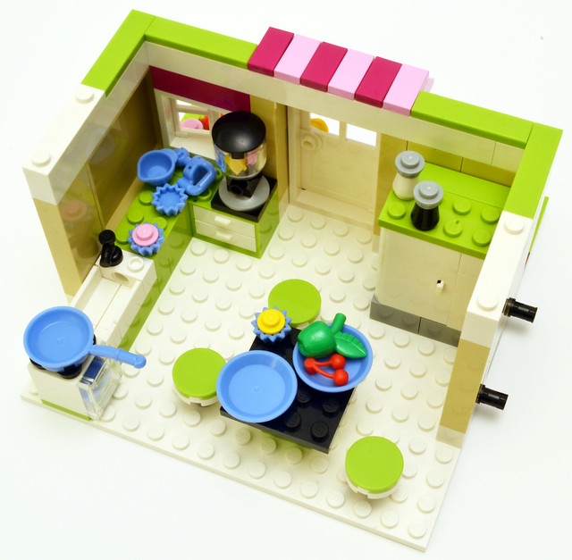 Toys Games For Kids Lego Friends Olivias House 3315
