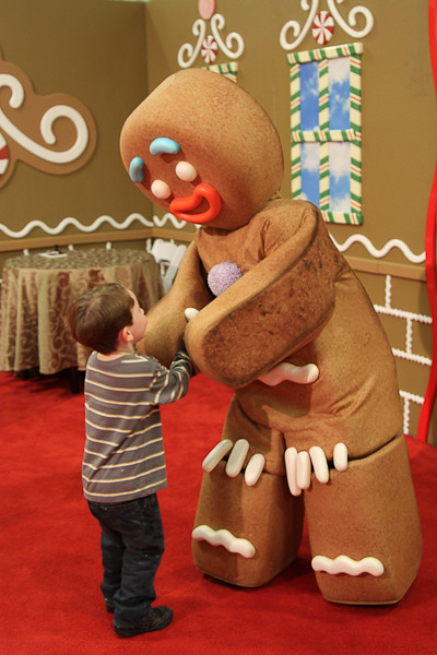 meeting Gingy