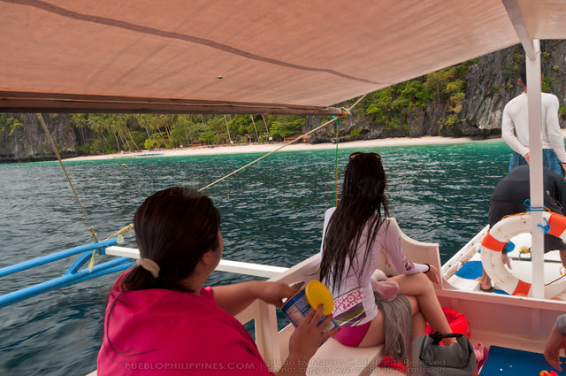 Entalula Island, Tour A + B - El Nido, Palawan (111201-8)