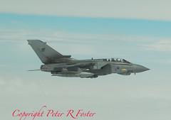 Tornado GR.4 ZA554 'BF' 14 Sq 26-05-06