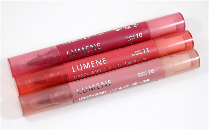 lingonberry lip stain