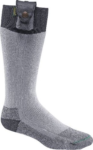 Cabelas_Battery Heated Boot Sock