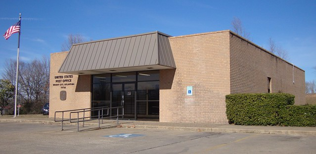 Post Office 74766 Wright City Oklahoma Flickr Photo Sharing