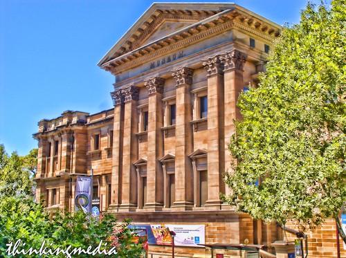 Australian Museum c.1857