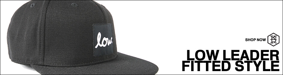 klutch republik low fitted hat automotive enthusiast volkswagen clothing