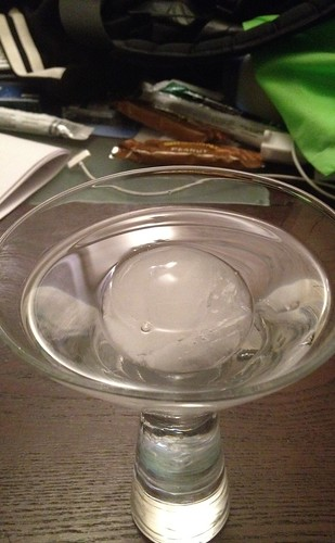 Sphere in Martini