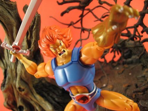 "Thundercats Classics 6"" Lion-O"