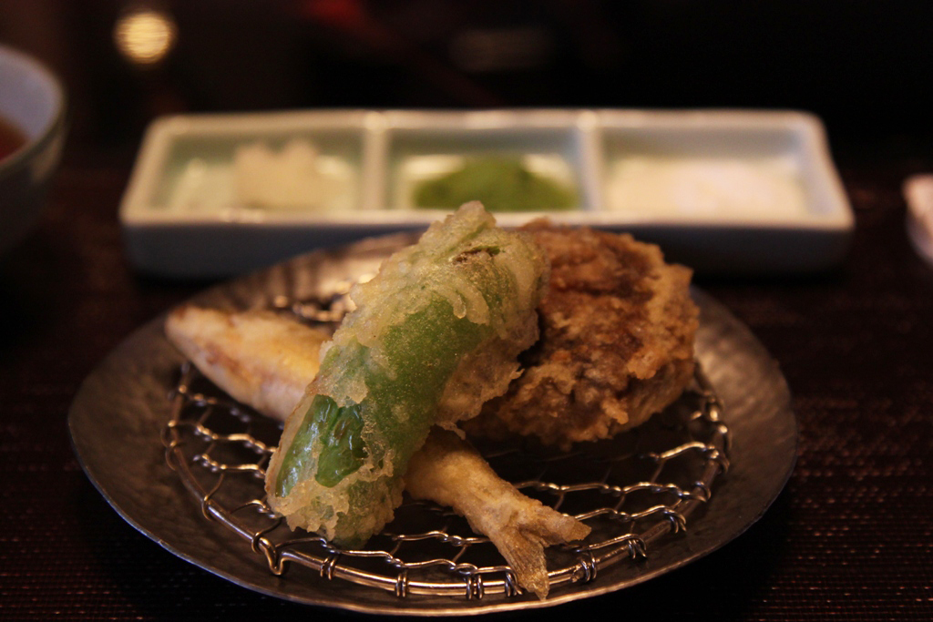 Kyoto Gion Tempura Yasaka Endo (8)