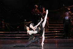 Tamara Rojo with Carlos Acosta in Swan Lake