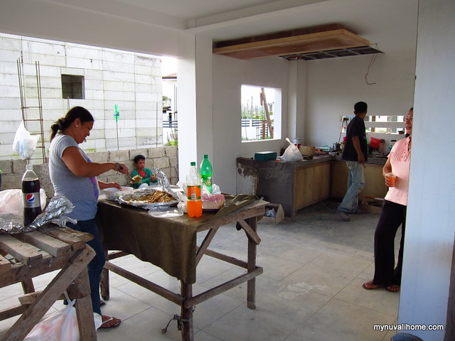 My Nuvali Home Construction Dec 2011 (21)