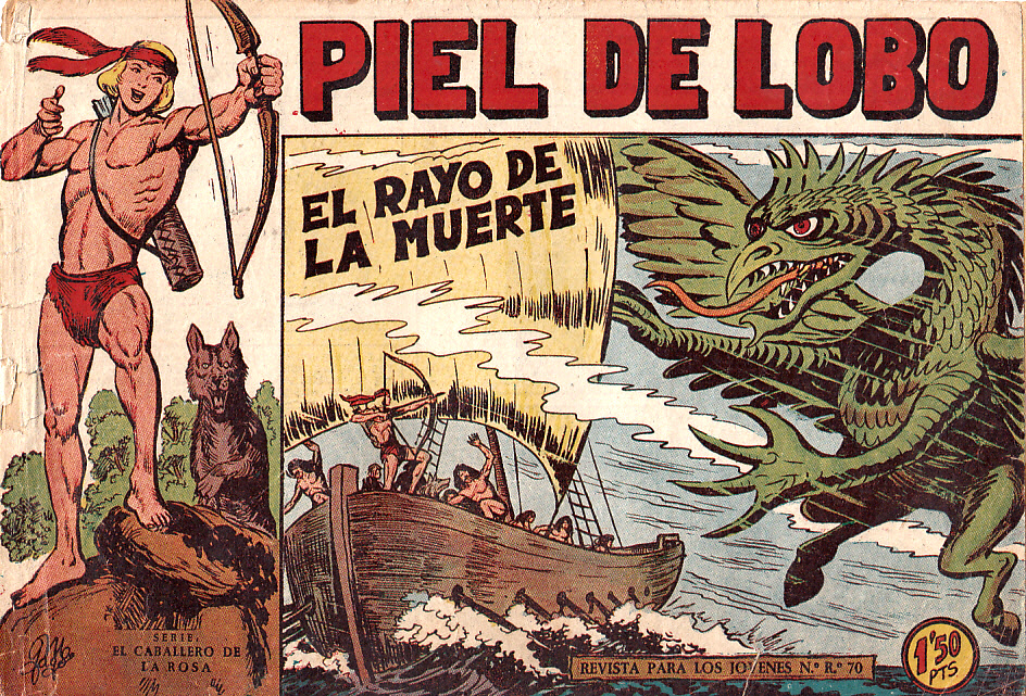 Manuel Gago - Piel de Lobo 4