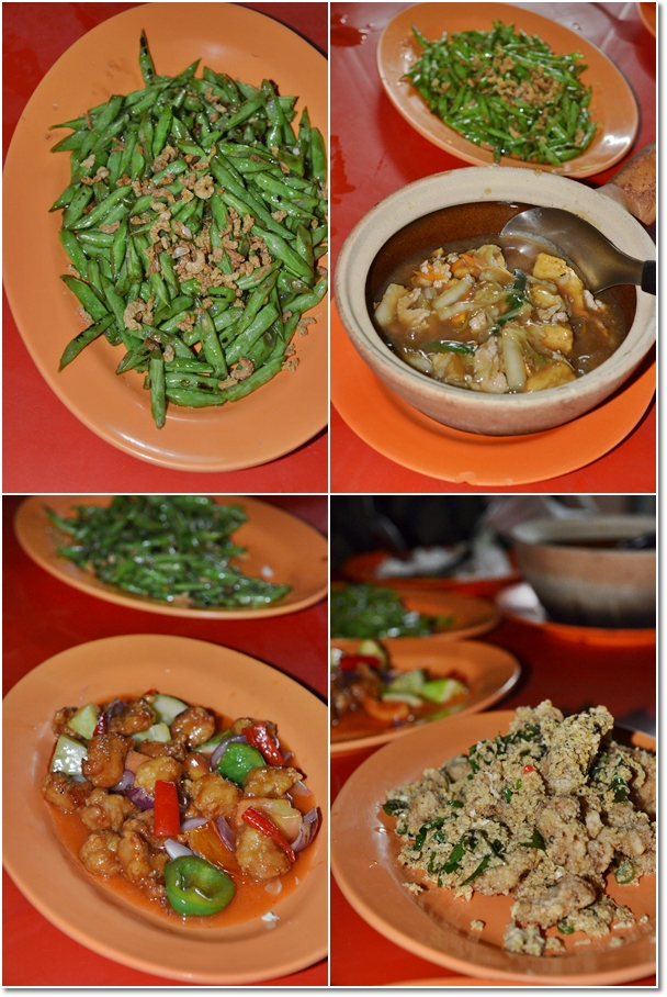Chinese Dishes @ Kam Kee