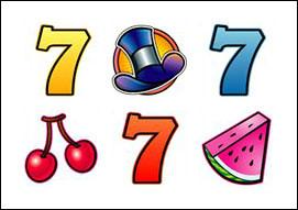 free super-sideshow slot game symbols