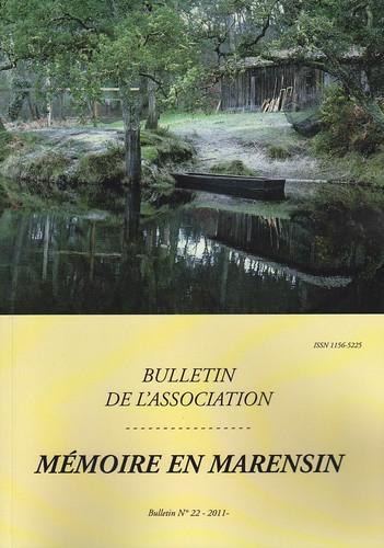 Mémoire en Marensin année 2011