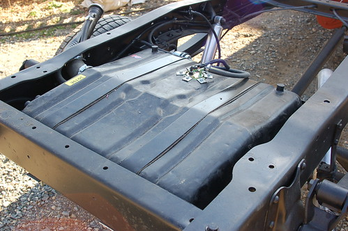 Fuel Tank Relocation Ideas Ford Truck Enthusiasts Forums