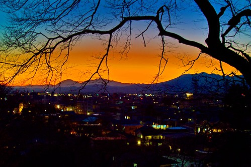 sunset landscape twilight sigma foveon sd15 大田原城