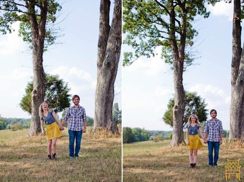 colorful outdoor engagement session manassas va_007