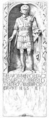 Facilis' tombstone