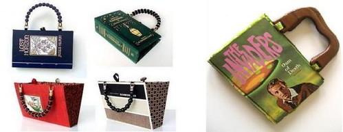 libros reciclados_bolsos