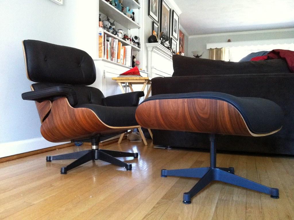Manhattan Home Design Eames Style Lounge Chair Suckerpunching Flickr
