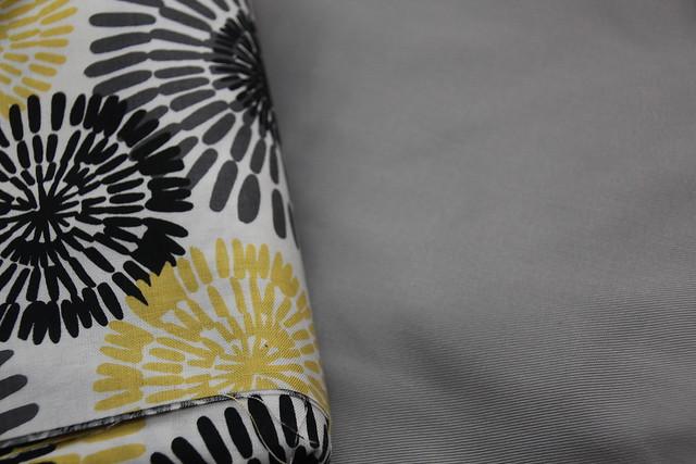 Sewaholic Minoru Fabric