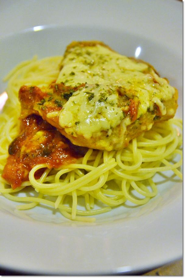 Pasta Pizzaiola