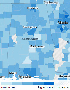 Alabama Opportunity Index
