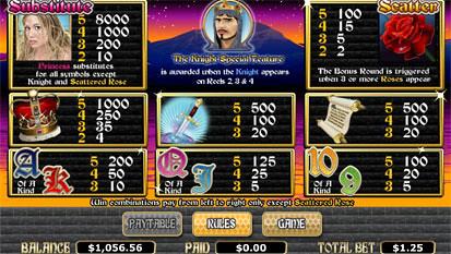 free Quest of Kings slot mini symbol