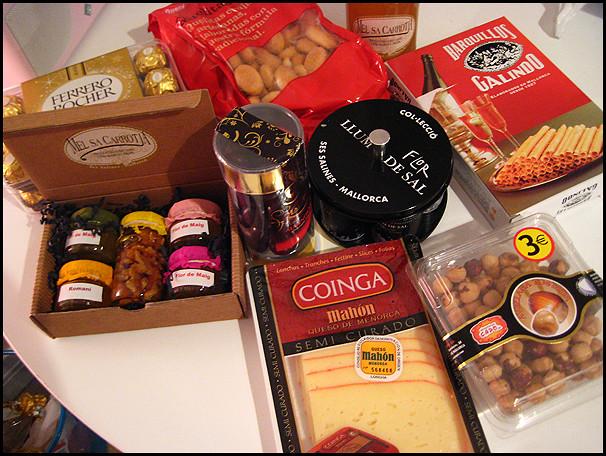 spanish parcel