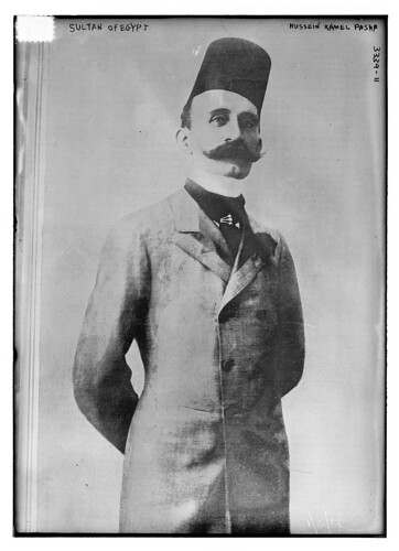 Sultan of Egypt -- Hussein Kamel Pasha (LOC) by The Library of Congress