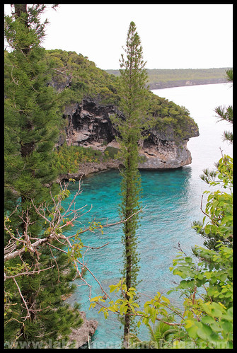 Jokin cliffs nuova caledonia