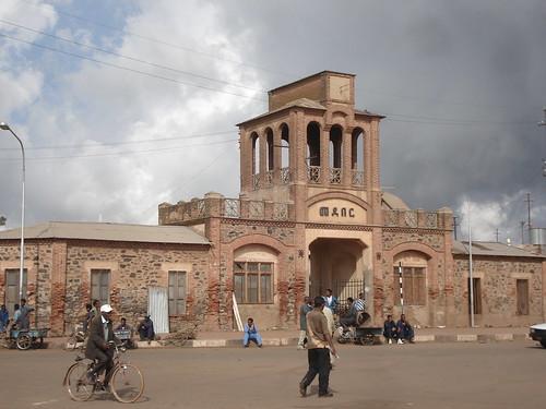 Eritrea by Yekkes