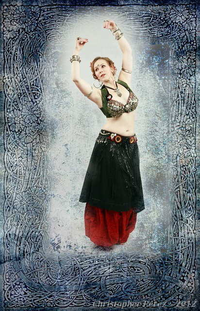 Colette ~ American Tribal Bellydance Artist