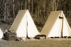Soldier's Tents